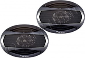 3-Way TS Series Coaxial Speakers