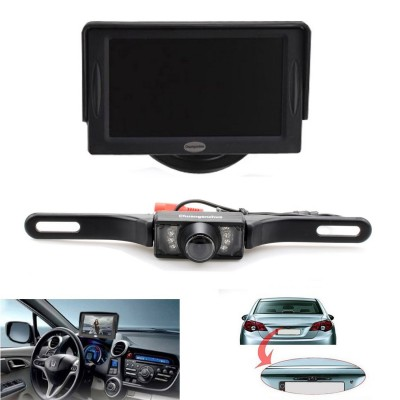 Backup Camera and Monitor Kit