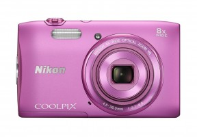 COOLPIX S3600 Digital Camera