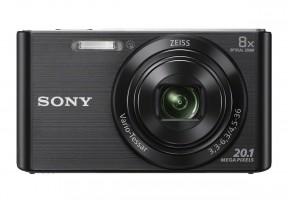 DSCW830B 20.1 Digital Camera