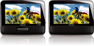 Dual Screen Philips PD7012