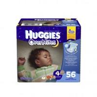 Huggies Overnites Diapers