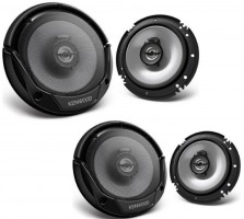 KFC Coaxial Speakers Stereo
