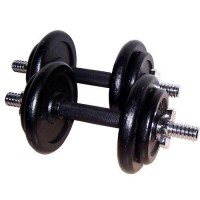 Lion Roar Fitness Adjustable Dumbbells
