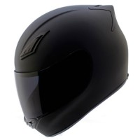 Matte Black Full-Face DK-120 Helmet