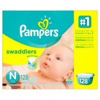 Pampers Swaddlers Giant Pack
