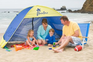 Shade Shack Family Beach Tent