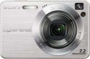 Sony Cybershot DSCW120