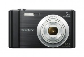 Sony W800B Digital Camera
