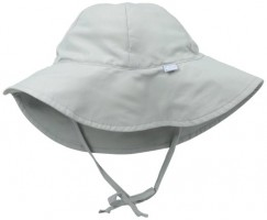 Unisex Solid Brim Sun Protection Hat