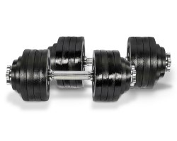 Yes4All 105 Pound Dumbbells